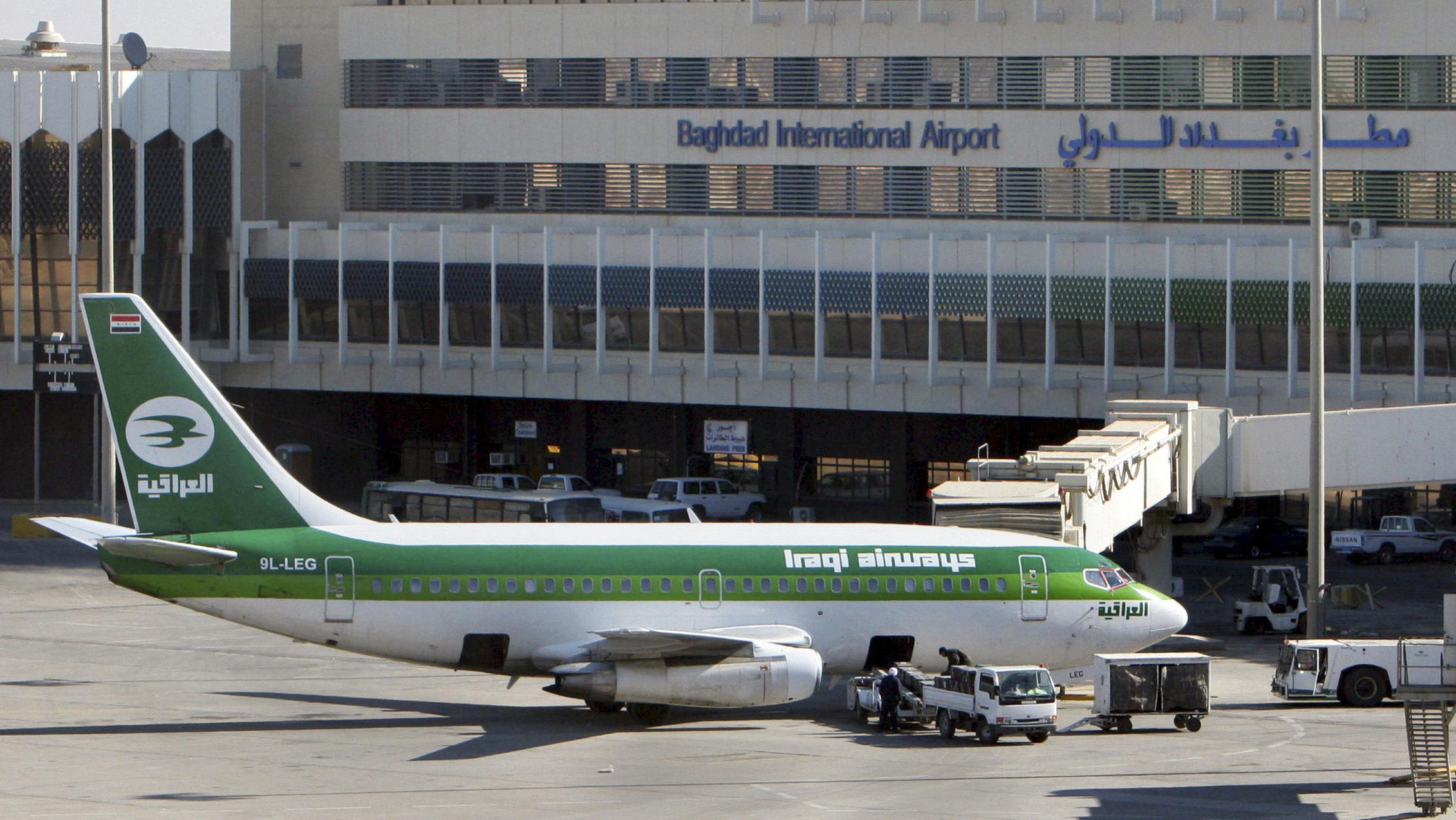 Iraq Iraqi Airways