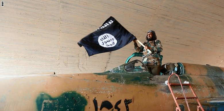 Syria al-Tabqa military airbase