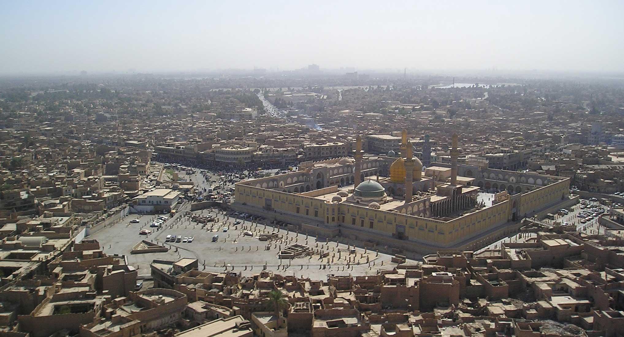 Baghdad-aerial