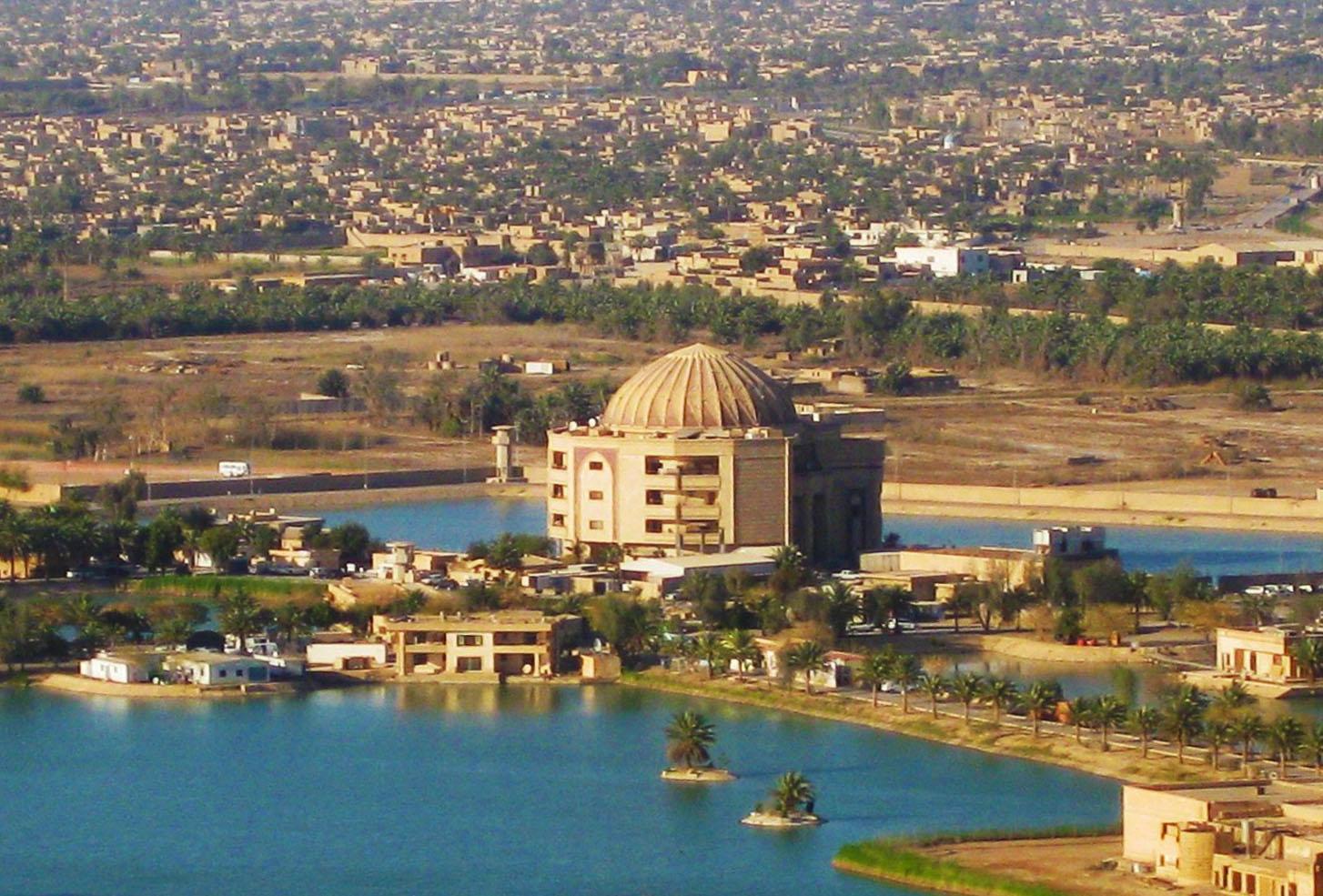 Baghdad__Iraq_by_saurius