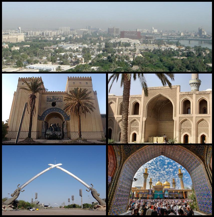 Baghdad_collage
