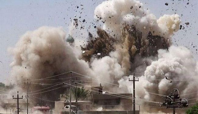 """""""داعش"""" تفجر مرقدا دينيا ومنزل قائد بالصحوة في كركوك"""