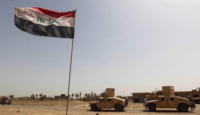 الحشد الشعبي: 500 م تفصلنا عن الدخول لمركز الكرمة وتحريره من داعش قريبا