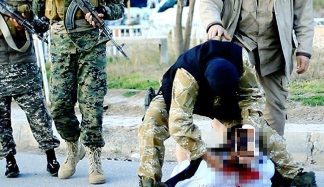 """داعش"" يذبح شاباً عراقياً بسبب التدخين"