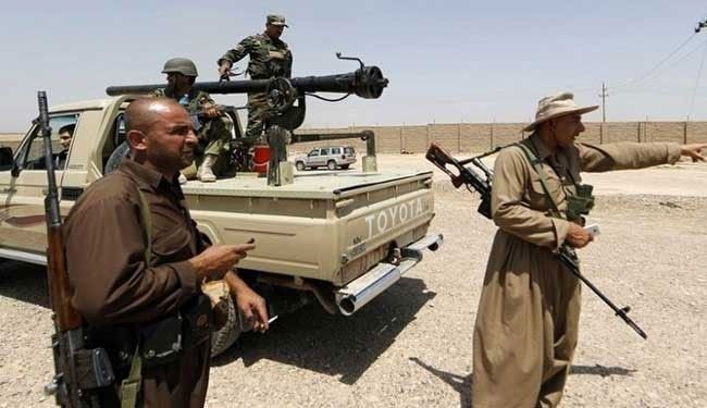 """البيشمركة قتلت المسؤول العسكري لقضاء تلكيف في """"داعش"""""""